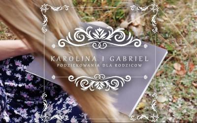 Karolina i Gabriel