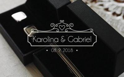 Karolina i Gabriel – Wesele